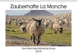 Zauberhafte La Manche (Wandkalender 2019 DIN A3 quer) von Homolka,  Barbara