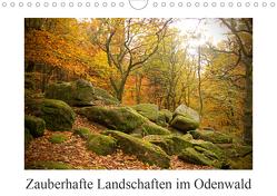 Zauberhafte Landschaften im Odenwald (Wandkalender 2021 DIN A4 quer) von Kumpf,  Eileen