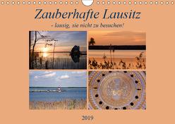 Zauberhafte Lausitz (Wandkalender 2019 DIN A4 quer) von Thauwald,  Pia