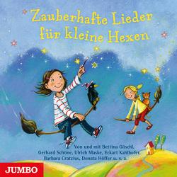 Zauberhafte Lieder für kleine Hexen von Goeschl,  Bettina, Maske,  Ulrich