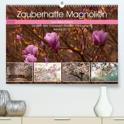 Zauberhafte Magnolien (Premium, hochwertiger DIN A2 Wandkalender 2020, Kunstdruck in Hochglanz) von Adam,  Ulrike