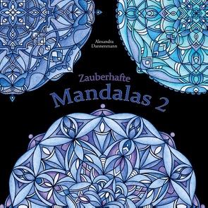 Zauberhafte Mandalas 2 von Dannenmann,  Alexandra