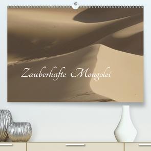 Zauberhafte Mongolei (Premium, hochwertiger DIN A2 Wandkalender 2020, Kunstdruck in Hochglanz) von Düsseldorf, Winter,  Eike