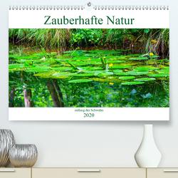 Zauberhafte Natur entlang der Schwalm (Premium, hochwertiger DIN A2 Wandkalender 2020, Kunstdruck in Hochglanz) von Schwarze,  Nina