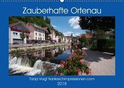 Zauberhafte Ortenau (Wandkalender 2018 DIN A2 quer) von Voigt,  Tanja