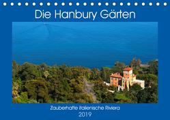 Zauberhafte Riviera – Die Hanbury Gärten (Tischkalender 2019 DIN A5 quer) von Zillich,  Bernd