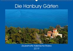 Zauberhafte Riviera – Die Hanbury Gärten (Wandkalender 2019 DIN A2 quer) von Zillich,  Bernd