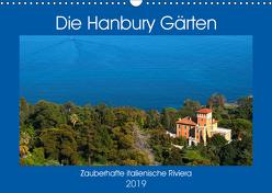 Zauberhafte Riviera – Die Hanbury Gärten (Wandkalender 2019 DIN A3 quer) von Zillich,  Bernd
