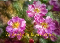 Zauberhafte RosenblütenCH-Version (Wandkalender 2019 DIN A2 quer) von Koch,  Nicc