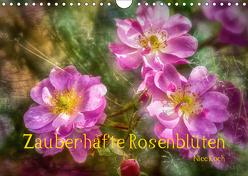 Zauberhafte RosenblütenCH-Version (Wandkalender 2019 DIN A4 quer) von Koch,  Nicc