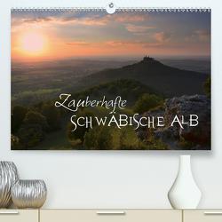 Zauberhafte Schwäbische Alb (Premium, hochwertiger DIN A2 Wandkalender 2020, Kunstdruck in Hochglanz) von Mathias,  Simone