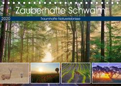 Zauberhafte Schwalm (Tischkalender 2020 DIN A5 quer) von Klapp,  Lutz