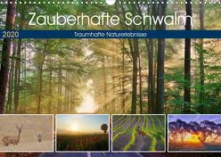 Zauberhafte Schwalm (Wandkalender 2020 DIN A3 quer) von Klapp,  Lutz