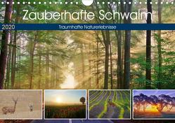 Zauberhafte Schwalm (Wandkalender 2020 DIN A4 quer) von Klapp,  Lutz