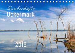 Zauberhafte Uckermark 2019 (Tischkalender 2019 DIN A5 quer) von Prenzlau, Schulze,  Thomas