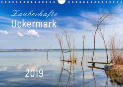 Zauberhafte Uckermark 2019 (Wandkalender 2019 DIN A4 quer) von Prenzlau, Schulze,  Thomas