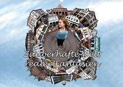 Zauberhafte Welt realer Fantasien (Posterbuch DIN A3 quer) von Steenblock,  Ewald