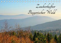 Zauberhafter Bayerischer Wald (Tischkalender 2019 DIN A5 quer) von Stein,  Karin