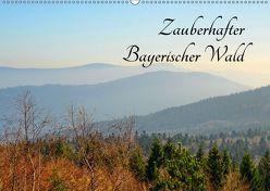 Zauberhafter Bayerischer Wald (Wandkalender 2019 DIN A2 quer) von Stein,  Karin