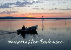 Zauberhafter Bodensee (Wandkalender 2021 DIN A3 quer) von Horn,  Christine