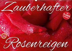 Zauberhafter Rosenreigen (Wandkalender 2020 DIN A2 quer) von Cross,  Martina