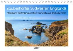 Zauberhafter Südwesten Englands (Tischkalender 2019 DIN A5 quer) von Pidde,  Andreas