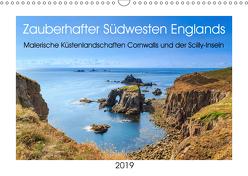 Zauberhafter Südwesten Englands (Wandkalender 2019 DIN A3 quer) von Pidde,  Andreas