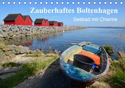 Zauberhaftes Boltenhagen (Tischkalender 2020 DIN A5 quer) von Sarnade