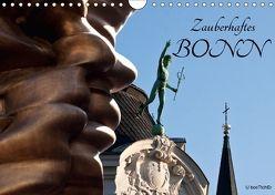 Zauberhaftes Bonn (Wandkalender 2018 DIN A4 quer) von boeTtchEr,  U