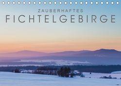 Zauberhaftes Fichtelgebirge (Tischkalender 2020 DIN A5 quer) von Radl,  Christian