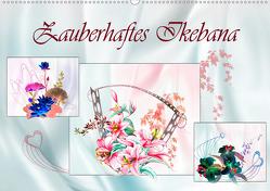 Zauberhaftes Ikebana (Wandkalender 2020 DIN A2 quer) von Djeric,  Dusanka
