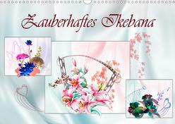Zauberhaftes Ikebana (Wandkalender 2020 DIN A3 quer) von Djeric,  Dusanka