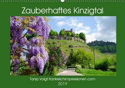 Zauberhaftes Kinzigtal (Wandkalender 2019 DIN A2 quer) von Voigt,  Tanja
