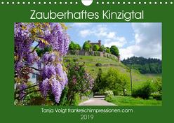 Zauberhaftes Kinzigtal (Wandkalender 2019 DIN A4 quer) von Voigt,  Tanja