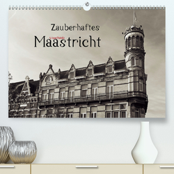 Zauberhaftes Maastricht (Premium, hochwertiger DIN A2 Wandkalender 2021, Kunstdruck in Hochglanz) von boeTtchEr,  U