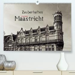 Zauberhaftes Maastricht (Premium, hochwertiger DIN A2 Wandkalender 2020, Kunstdruck in Hochglanz) von boeTtchEr,  U