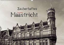 Zauberhaftes Maastricht (Wandkalender 2019 DIN A2 quer) von boeTtchEr,  U