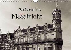 Zauberhaftes Maastricht (Wandkalender 2019 DIN A4 quer) von boeTtchEr,  U