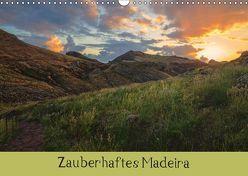 Zauberhaftes MadeiraAT-Version (Wandkalender 2019 DIN A3 quer) von Seiberl-Stark,  Barbara