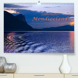 Zauberhaftes Mondseeland (Premium, hochwertiger DIN A2 Wandkalender 2020, Kunstdruck in Hochglanz) von Zillich,  Bernd
