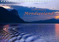 Zauberhaftes Mondseeland (Tischkalender 2019 DIN A5 quer) von Zillich,  Bernd