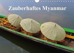 Zauberhaftes Myanmar (Wandkalender 2019 DIN A4 quer) von Freitag,  Luana