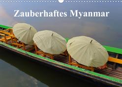 Zauberhaftes Myanmar (Wandkalender 2020 DIN A3 quer) von Freitag,  Luana