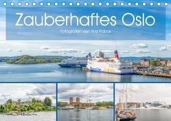 Zauberhaftes Oslo (Tischkalender 2020 DIN A5 quer) von Rabus,  Tina