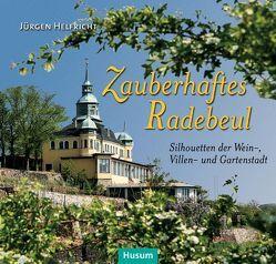 Zauberhaftes Radebeul von Helfricht,  Jürgen
