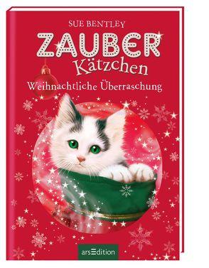 Zauberkätzchen – Weihnachtliche Überraschung von Bentley,  Sue, Jürgens,  Katharina, Swan,  Angela