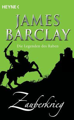 Zauberkrieg von Barclay,  James, Langowski,  Jürgen