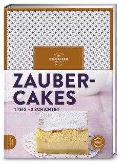 Zauber-Cakes von Dr. Oetker