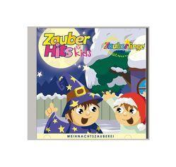 ZauberlingeⓇ – Single 2 – Zauberhits für Kids – Weihnachtszauberei von Braem,  Mirko