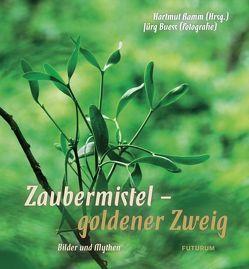 Zaubermistel – goldener Zweig von Buess,  Jürg, Ramm,  Hartmut